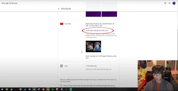 Nghi vấn ViruSs là cánh bướm dối gian, chỉ ẩn kênh YouTube 4 triệu sub thay vì xóa kênh như đã thông báo! - Ảnh 5.