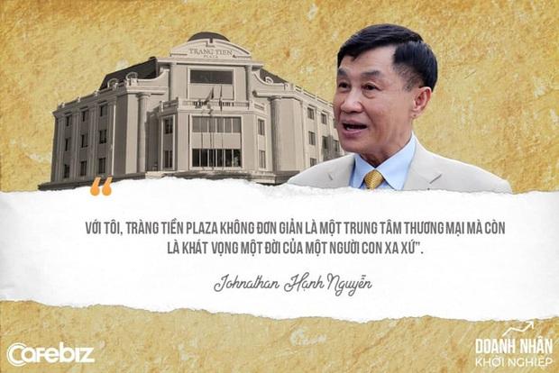 Vua hàng hiệu Johnathan Hạnh Nguyễn: Từng rửa xe, làm công nhân nhà máy cao su để có tiền ăn học - Ảnh 2.