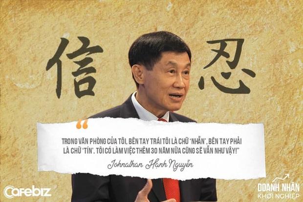 Vua hàng hiệu Johnathan Hạnh Nguyễn: Từng rửa xe, làm công nhân nhà máy cao su để có tiền ăn học - Ảnh 3.