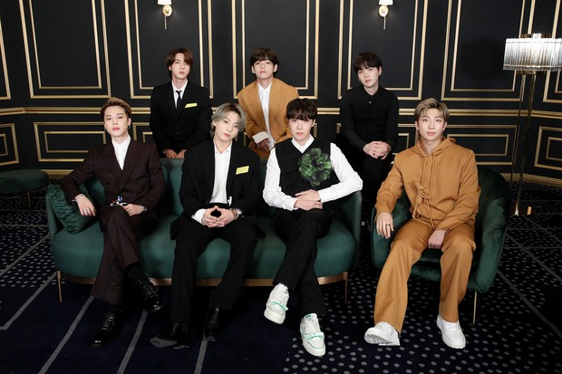 Không đùa được đâu: BTS trở thành nghệ sĩ Kpop đầu tiên trong lịch sử được đề cử tại giải thưởng Grammy Anh! - Ảnh 1.