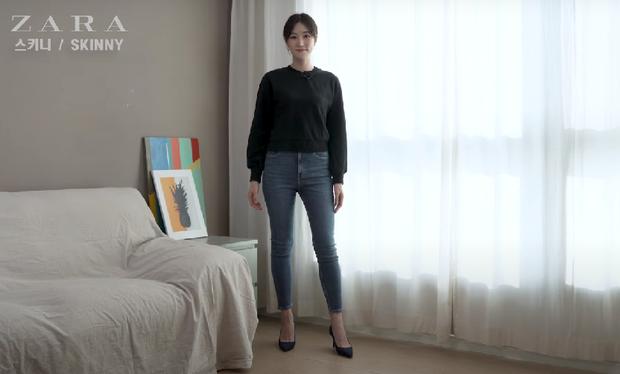 Nàng blogger Hàn tố cáo 4 loại quần jeans dễ dìm dáng chị em, hé lộ kiểu quần dễ mặc nịnh mắt nhất - Ảnh 2.