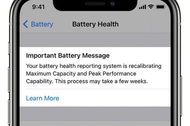 Tin vui cho người dùng iPhone 11 series: Apple sẽ hiệu chỉnh pin để khắc phục vấn đề về hiệu suất và dung lượng - Ảnh 1.