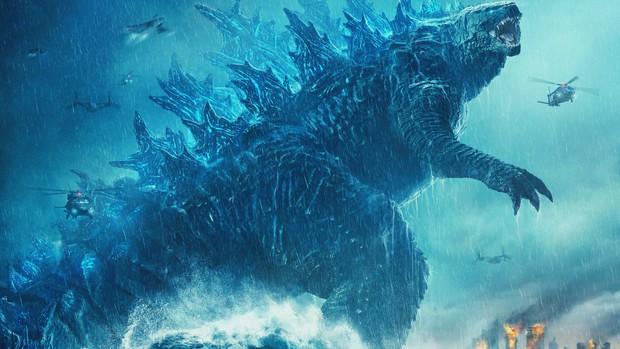 65 năm của quái vật Godzilla: Từng giả trân ngốc nghếch trước khi trở thành vua quái vật! - Ảnh 1.