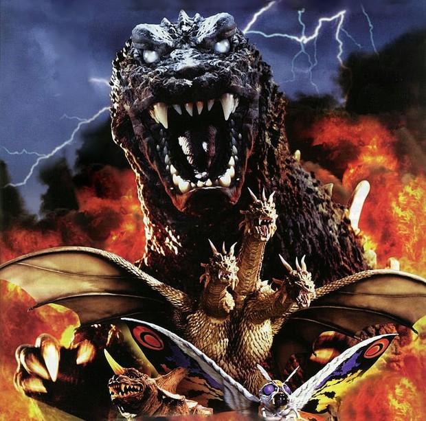 65 năm của quái vật Godzilla: Từng giả trân ngốc nghếch trước khi trở thành vua quái vật! - Ảnh 10.
