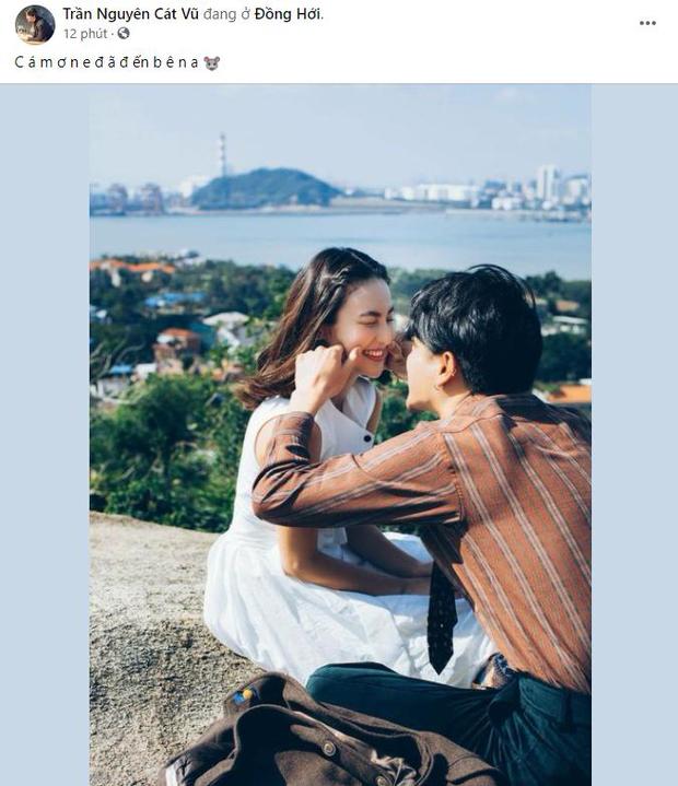 Tim chính thức công khai bạn gái mới, còn thả luôn cẩu lương cực mùi mẫn hậu 3 năm ly hôn Trương Quỳnh Anh? - Ảnh 2.