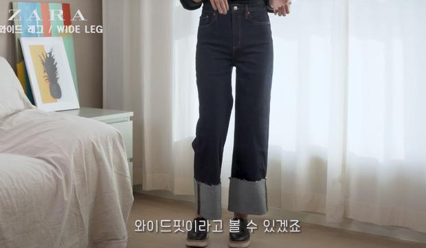 Nàng blogger Hàn tố cáo 4 loại quần jeans dễ dìm dáng chị em, hé lộ kiểu quần dễ mặc nịnh mắt nhất - Ảnh 11.