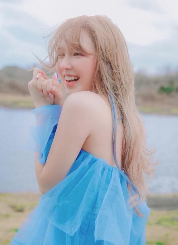 Nhìn sao Hàn là biết 6 màu tóc nhuộm siêu thời thượng, nên triển gấp cho mùa mới - Ảnh 13.