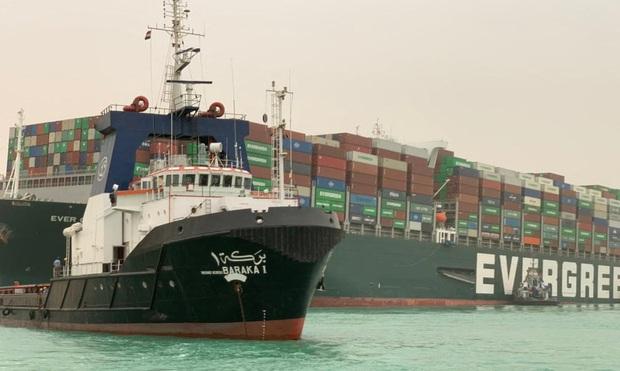 Sự cố kênh đào Suez chỉ là bề nổi của tảng băng? - Ảnh 3.