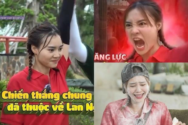 Thúy Ngân liệu có trở thành thành viên liên tục hứng gạch đá Jeon So Min của Running Man Việt? - Ảnh 4.