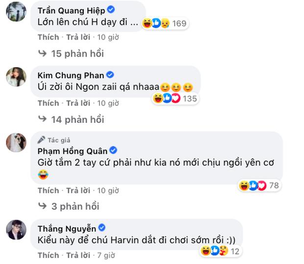 Bạn gái ADC công khai khen trai trẻ trên Facebook, ủ mưu hẹn hò với phi công? - Ảnh 5.