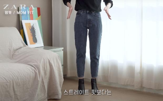 Nàng blogger Hàn tố cáo 4 loại quần jeans dễ dìm dáng chị em, hé lộ kiểu quần dễ mặc nịnh mắt nhất - Ảnh 5.
