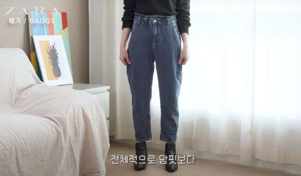 Nàng blogger Hàn tố cáo 4 loại quần jeans dễ dìm dáng chị em, hé lộ kiểu quần dễ mặc nịnh mắt nhất - Ảnh 7.