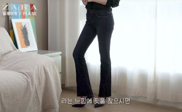 Nàng blogger Hàn tố cáo 4 loại quần jeans dễ dìm dáng chị em, hé lộ kiểu quần dễ mặc nịnh mắt nhất - Ảnh 9.