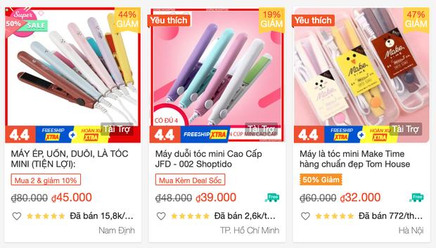 Dùng thử máy làm tóc mini giá rẻ chỉ 40K, có gì đặc biệt mà mỗi tháng chốt đơn hơn 15.000 cái? - Ảnh 1.