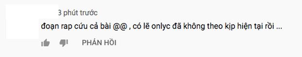 Netizen khẳng định đoạn rap của Karik đã cứu cả bài của OnlyC, riêng Thiều Bảo Trâm tuyên bố đây là hit! - Ảnh 4.