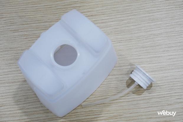 Thử sắm máy rửa tay tự động tạo bọt: Quá ưng vì chỉ 150k mà xịn như ở trung tâm thương mại - Ảnh 5.