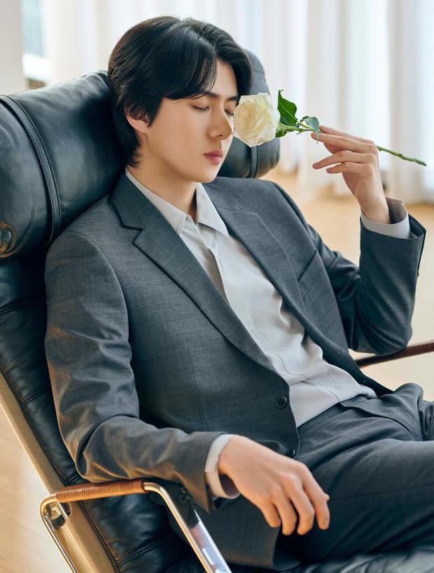 Lộ tạo hình của Song Hye Kyo ở phim mới, tươi cười rạng rỡ lại còn xinh xuất sắc luôn - Ảnh 7.