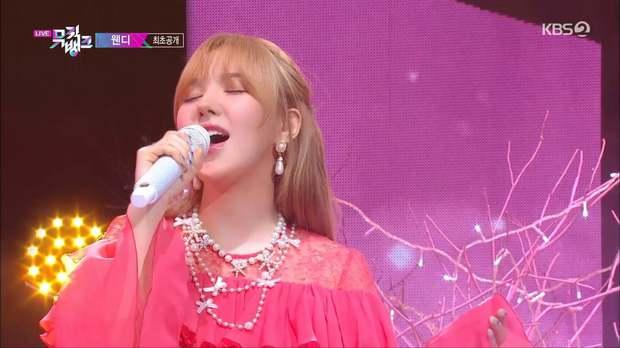Wendy (Red Velvet) vừa tái xuất đã bị chê mặt sưng như Park Bom, nhưng lý do phía sau chắc sẽ khiến netizen phải xót xa - Ảnh 4.