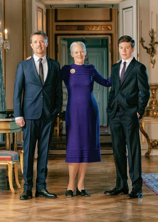 Thái tử Đan Mạch điển trai ngời ngời như nam thần, mới 15 tuổi đã sẵn sàng trở thành nhân vật hoàng gia được săn đón nhất - Ảnh 5.