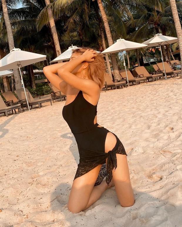 Ái nữ Chưởng môn Vịnh Xuân Nam Anh xuất hiện trên đường đua bikini, nguyên dàn hot girl vào khen nức nở - Ảnh 2.