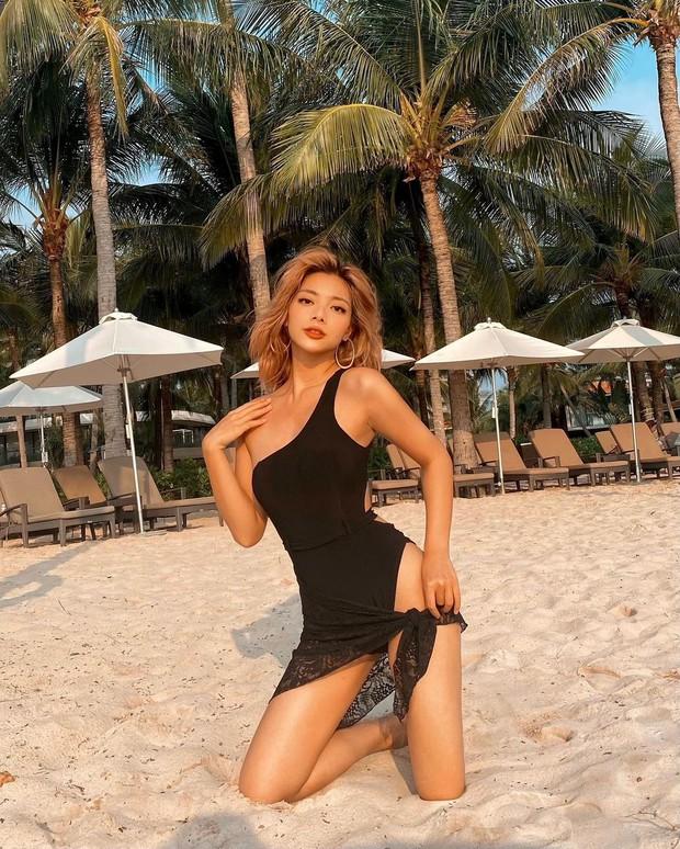 Ái nữ Chưởng môn Vịnh Xuân Nam Anh xuất hiện trên đường đua bikini, nguyên dàn hot girl vào khen nức nở - Ảnh 1.
