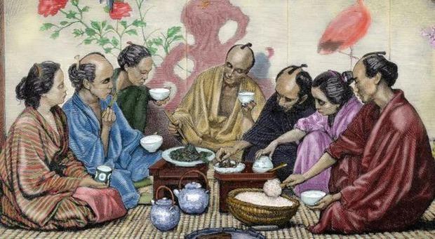 Vì sao người Nhật Bản thường ngồi bệt xuống sàn để ăn? - Ảnh 5.