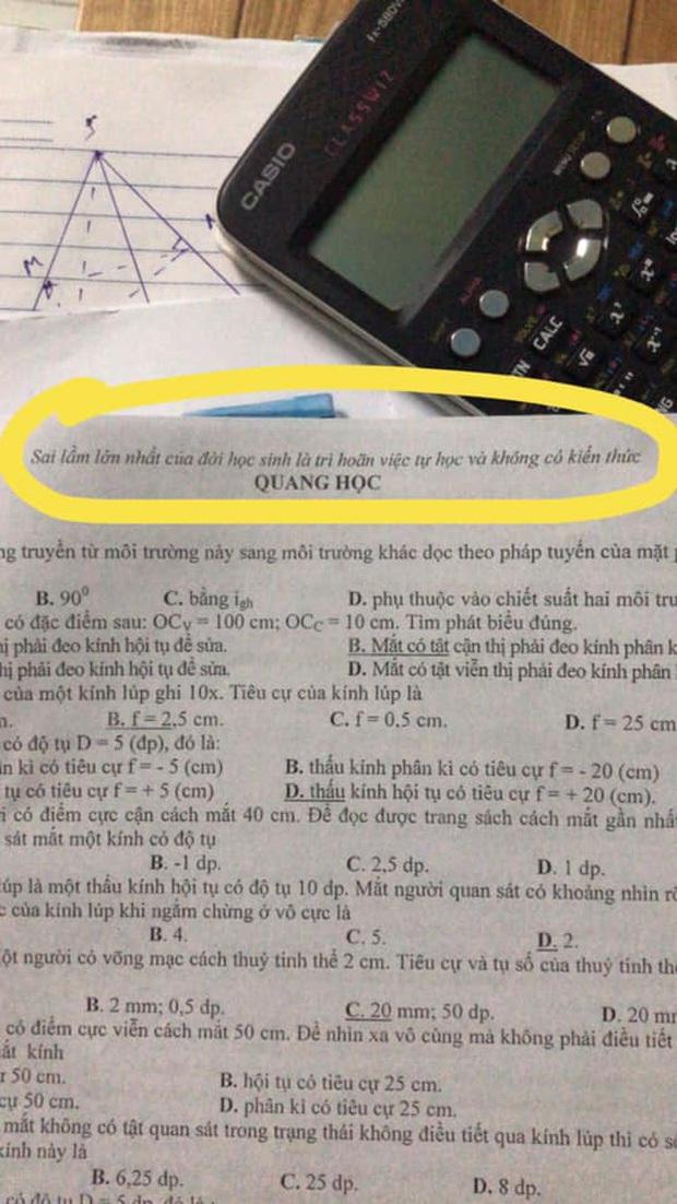 Ra đề kiểm tra Văn, cô giáo đính kèm 4 câu, đọc mà thấy yêu quá chừng - Ảnh 4.