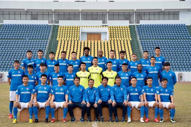 Lãnh đạo CLB Quảng Ninh ứng 4,5 tỷ thanh toán tiền lương, các cầu thủ đồng ý đấu Hà Nội FC - Ảnh 1.
