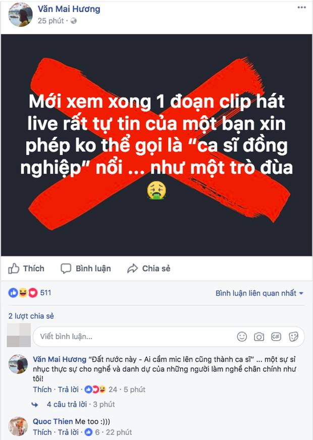 Thừa nhận thích Chi Pu hơn Phí Phương Anh nhưng Văn Mai Hương từng bị fan đàn em... dọa giết cách đây 4 năm? - Ảnh 7.