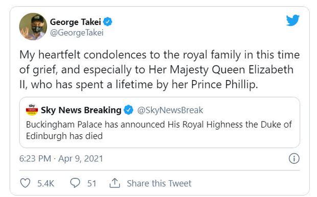 Cả dàn sao tiễn biệt Hoàng thân Philip: Orlando Bloom và tài tử Star Trek đau xót, gia đình Beckham lại bị chỉ trích kém duyên - Ảnh 12.