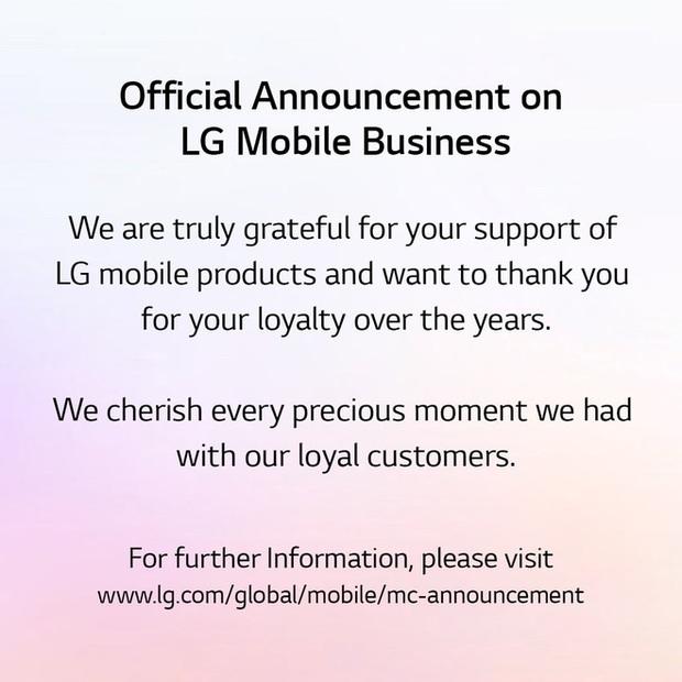 Những cú phốt của smartphone LG khiến người dùng ám ảnh - Ảnh 1.