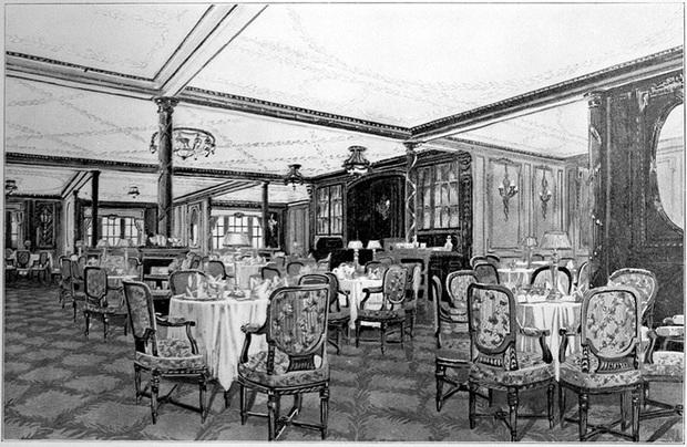 Những hình ảnh hiếm của con tàu huyền thoại Titanic ngoài đời thực: Có thực sự hào nhoáng và lộng lẫy như trong phim? - Ảnh 5.