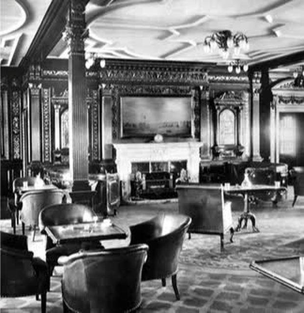 Những hình ảnh hiếm của con tàu huyền thoại Titanic ngoài đời thực: Có thực sự hào nhoáng và lộng lẫy như trong phim? - Ảnh 7.