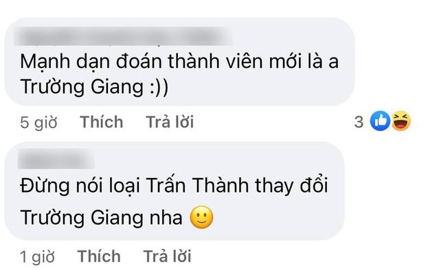 Trường Giang sẽ thay thế Trấn Thành ở Running Man Vietnam mùa 2? - Ảnh 2.