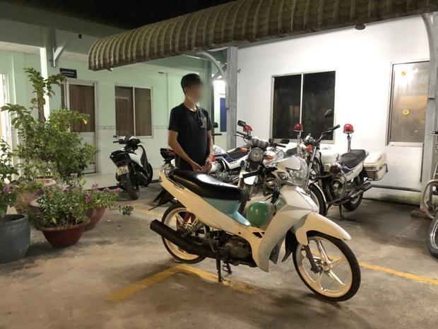 TP.HCM: Hàng chục thanh thiếu niên hẹn qua mạng xã hội để đua xe trái phép - Ảnh 1.