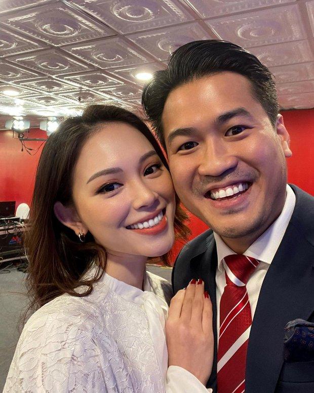 Linh Rin dự tiệc cuối tuần ở biệt thự gia đình Hà Tăng, suất con dâu tỷ phú chắc tay quá luôn - Ảnh 1.