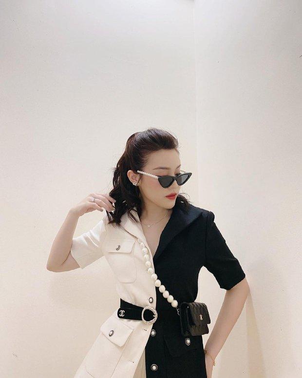 Rich kid Trinh Hoàng mua cả lố túi Chanel như gom hàng trăm rưỡi, trăm bảy trên mạng - Ảnh 4.