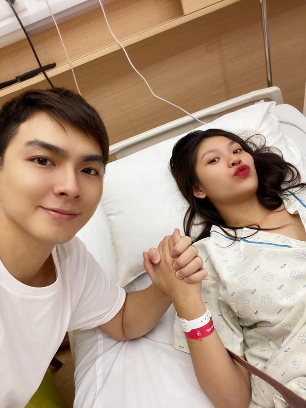 Chúng Huyền Thanh - Jay Quân vừa chào đón con trai thứ 2 nặng 3,7kg, diện mạo bé cũng được hé lộ - Ảnh 2.