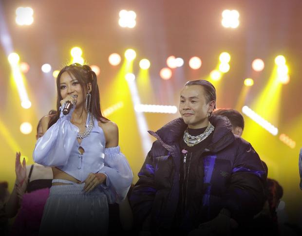 Suboi lên tiếng xác nhận không tham gia Rap Việt mùa 2 ngay tại Rap Việt Concert! - Ảnh 1.