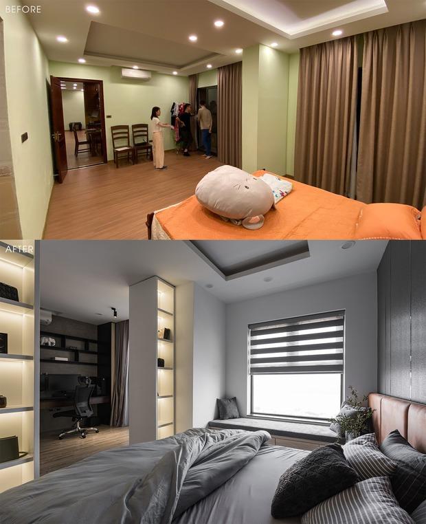 Giao căn hộ cho KTS xử lý, chàng trai ngỡ ngàng khi chi phí thấp hơn dự kiến mà thành quả vượt xa mong đợi - Ảnh 7.