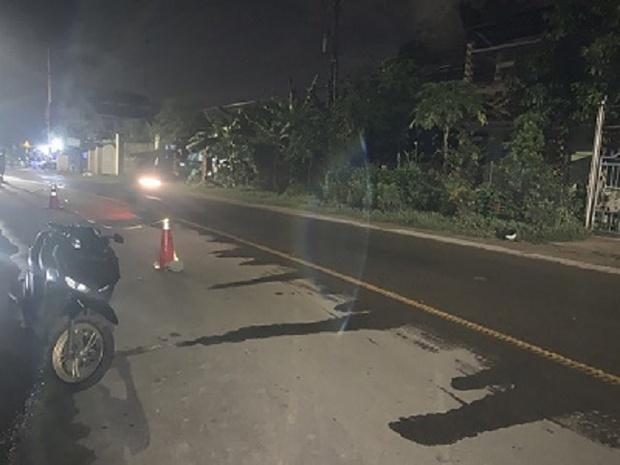Bình Dương: Lộ diện nghi can đâm 2 người chết, 3 người bị thương vì tiếng nẹt pô - Ảnh 1.