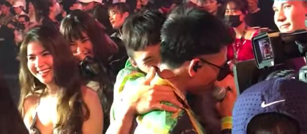 Wowy công khai xin lỗi Lương Thế Thành sau sự cố nhầm tên tại concert Rap Việt, lý do sai sót có chính đáng? - Ảnh 3.
