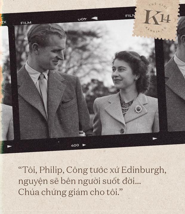 Mối tình 73 năm của Hoàng thân Philip và Nữ hoàng Elizabeth: Hai bước sau Nữ hoàng, một đời chẳng rời nhau - Ảnh 1.