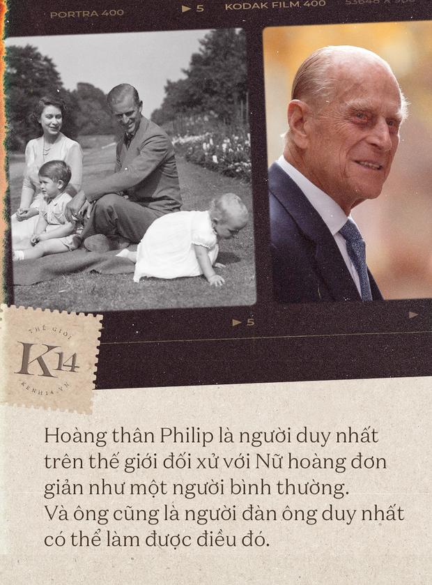 Mối tình 73 năm của Hoàng thân Philip và Nữ hoàng Elizabeth: Hai bước sau Nữ hoàng, một đời chẳng rời nhau - Ảnh 2.