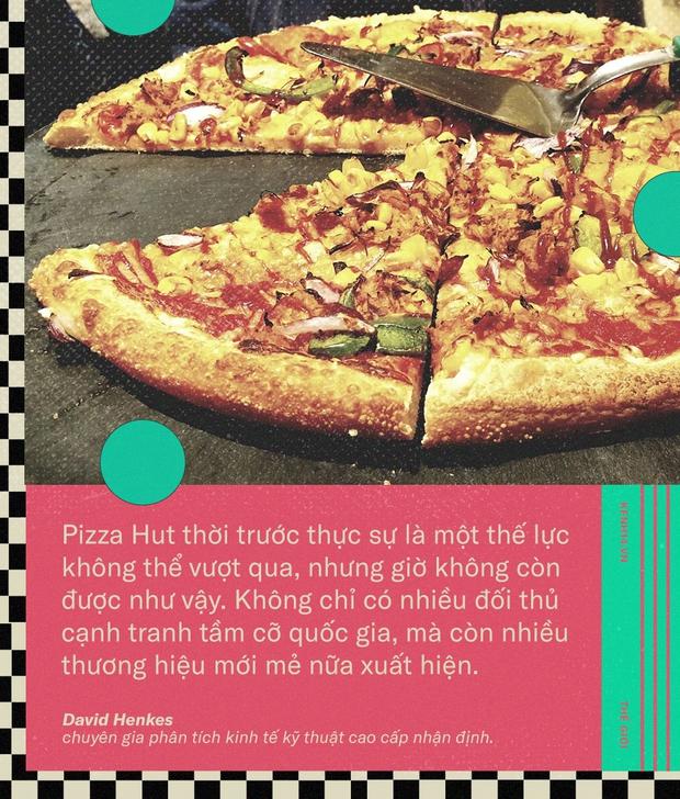 Pizza Hut và cuộc đại chiến pizza tại Mỹ: Lý do cho sự đi xuống của một cái tên tưởng như đã bất khả xâm phạm - Ảnh 6.