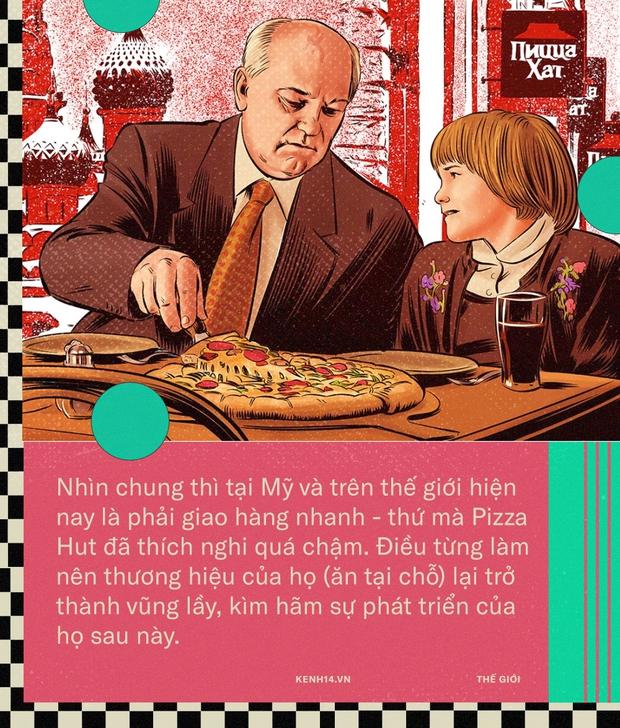 Pizza Hut và cuộc đại chiến pizza tại Mỹ: Lý do cho sự đi xuống của một cái tên tưởng như đã bất khả xâm phạm - Ảnh 10.