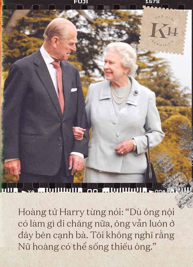 Mối tình 73 năm của Hoàng thân Philip và Nữ hoàng Elizabeth: Hai bước sau Nữ hoàng, một đời chẳng rời nhau - Ảnh 3.