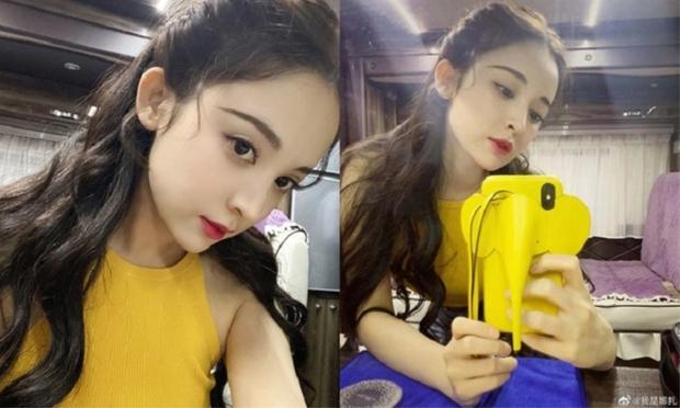 Đều sinh năm 1992, nhan sắc dàn nữ thần Cbiz lại quá khác biệt: Nhiệt Ba già chát, Trịnh Sảng - Dương Tử nhiều lần gây sốc - Ảnh 16.