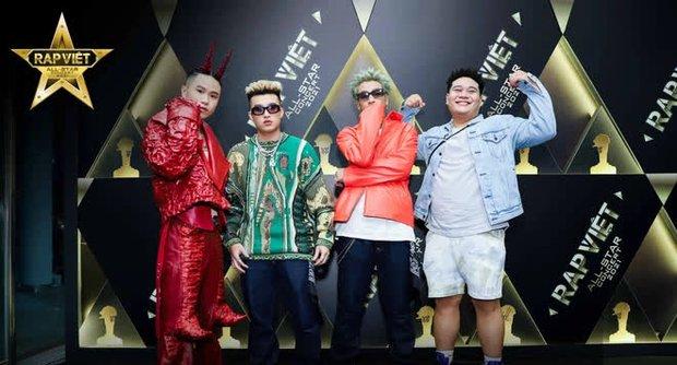4 tiếng Rap Việt Concert: Sân khấu hoành tráng với 1001 chiêu trò, những sự vắng mặt đáng tiếc, GDucky có lấn lướt Dế Choắt? - Ảnh 3.