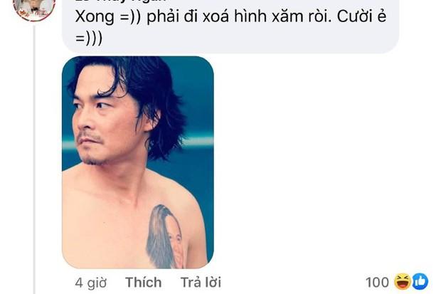 """Quách Ngọc Ngoan và Phượng Chanel """"đường ai nấy đi"""", netizen lo hình xăm mặt người tình trên ngực giờ anh xử lý sao ta? - Ảnh 8."""